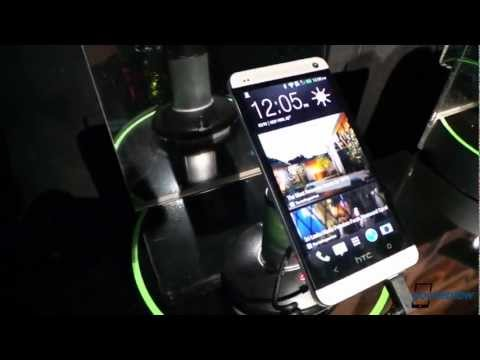 HTC One Hardware Tour