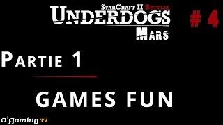 Partie 1 - Episode 4 // UnderDogs de mars 2015