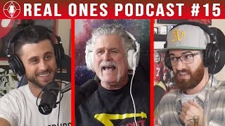 Underground Weed Bunkers, Medicated Lube, BBQ Bad Boy | REAL ONES PODCAST #15 by The Cannabis Connoisseur Connection 420