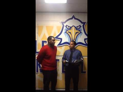 #TCCBasketball vs. Chipola: Postgame with Assistant Coach Hamilton