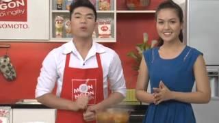 MonNgonMoiNgay.com -- Canh chua muc