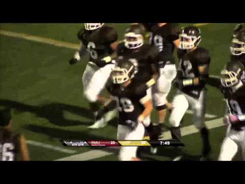 University of St Francis Football (IL) vs. Robert Morris University