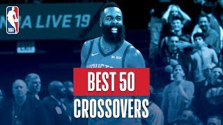 Video NBA's Best 50 Crossovers | 2018-19 NBA Regular Season MP3, 3GP, MP4, WEBM, AVI, FLV September 2019