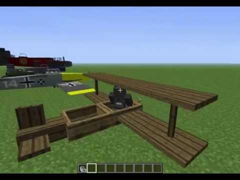 Minecraft mod ปืน และ mod วิ่ง 1.2.5