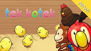 Lagu Anak Indonesia | Tek Kotek