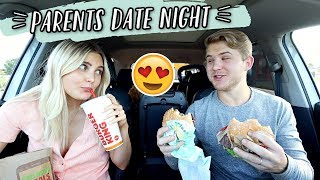 FIRST DATE NIGHT WITHOUT OUR BABY!! by Aspyn + Parker