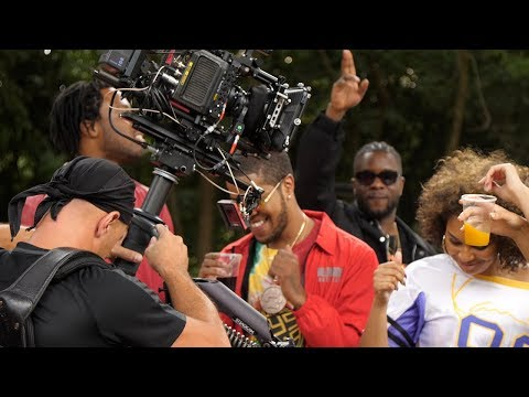 Maleek Berry – Love U Long Time ft Chip (Behind The Scenes) | Link Up TV