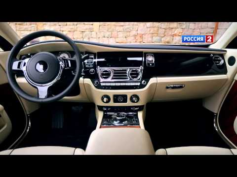 Rolls-Royce Wraith Тест-драйв Rolls-Royce Wraith // АвтоВести 132