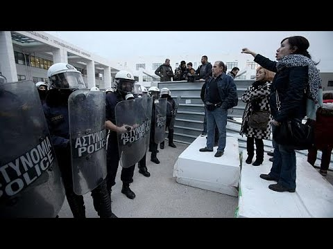 Ελλάδα: Ρύθμιση για την προστασία των πλειστηριασμών