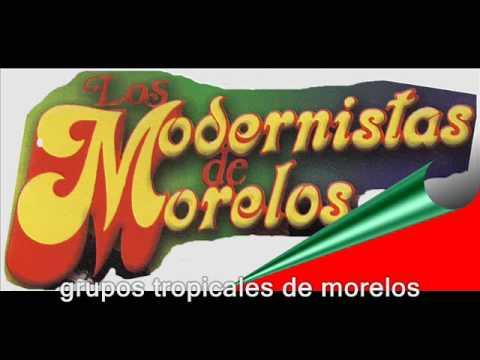 mambo morelos LOS MODERNISTAS DE MORELOS