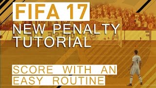 A basic tutorial for taking penalties with the new technique in FIFA 17!▼Click here for additional information! :-)The penalties are completely reworked in FIFA 17. We explain an easy routine to master the penalty taking and show you how to score easy goals!Also checkout our other tutorial videos about FIFA 17:https://www.youtube.com/playlist?list=PLsmsVY17ANMz_Lsac5truk0XnAm94gsB_FIFA 17 Fake Throw-ins: https://www.youtube.com/watch?v=hHY-QpNkkRQ• FIFA 17 GuideThis video is going to be a part of a huge FIFA 17 guide. If you are interested in more information on that, check out our Patreon campaign: https://goo.gl/ApPkDiWe are going to provide more information within the next weeks and keep you updated on the progress!• Pre-order FIFA 17 and support bPartGaming for free!http://goo.gl/Zq88qgThanks!• Social MediaFacebook: http://bit.ly/bPG-FacebookTwitter: http://bit.ly/bPG-TwitterGoogle+: http://bit.ly/bPG-Googleplus• SongJim Yosef - Eclipse [NCS Release] - https://www.youtube.com/watch?v=1WP_YLn1D1cJim Yosef• https://soundcloud.com/jim-yosef• https://www.facebook.com/jimyosefmusic• https://www.youtube.com/user/Jimboows