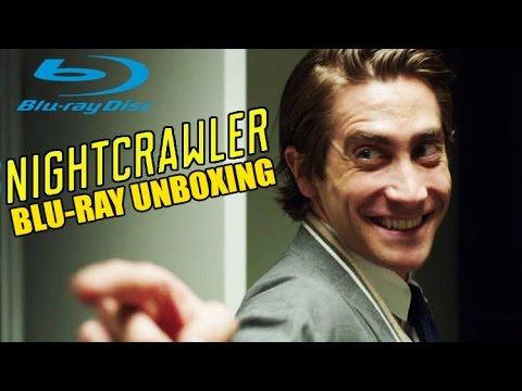 Nightcrawler Blu-Ray Unboxing