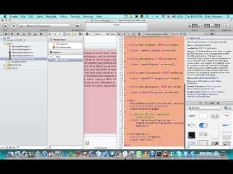 Learnlusi - N33 IOS 5 Development Boring…