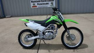 7. $3,399:  2018 Kawasaki KLX 140L Overview and Review