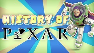Video The History of Pixar MP3, 3GP, MP4, WEBM, AVI, FLV Maret 2019