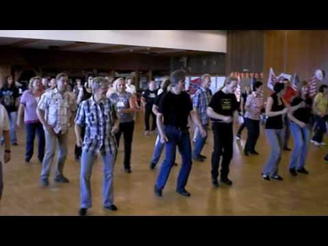 Cupid Shuffle – Line Dance