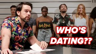 Video Can You Guess Who's Dating Before This P.I. Does? MP3, 3GP, MP4, WEBM, AVI, FLV Juli 2019