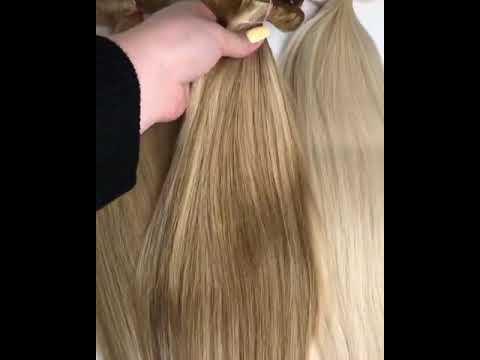 Волосы на заколках от 4990р