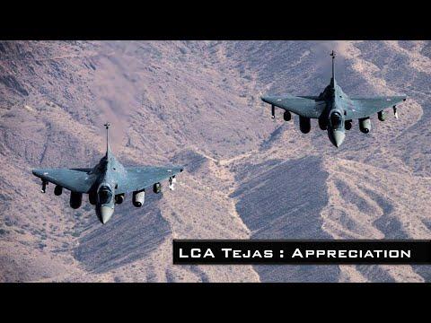 LCA Tejas: Appreciation