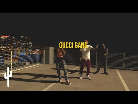 """Lil Pump - """"GUCCI GANG"""" 