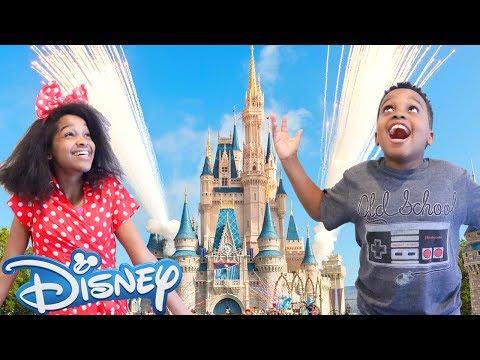 Video Shiloh And Shasha GO TO DISNEYLAND! - Shasha and Shiloh - Onyx Kids download in MP3, 3GP, MP4, WEBM, AVI, FLV January 2017