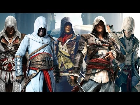 assassin - Assassin's Creed Tribute Music Video made by ACVideos. Music used: Battle of Kings by Per Kiilstofte https://machinimasound.com/music/battle-of-kings Licensed under Creative Commons Attribution...