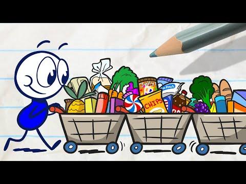 Pencilmate's Shopping Trip - Thời lượng: 24 phút.