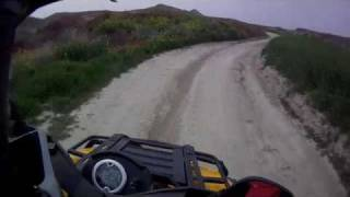 10. can am outlander 650 max xt 2010 - VholdR 1080