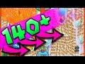 140+ NINJAS!! :: Bloons TD Battles :: EPIC LATE GAME BANANZA