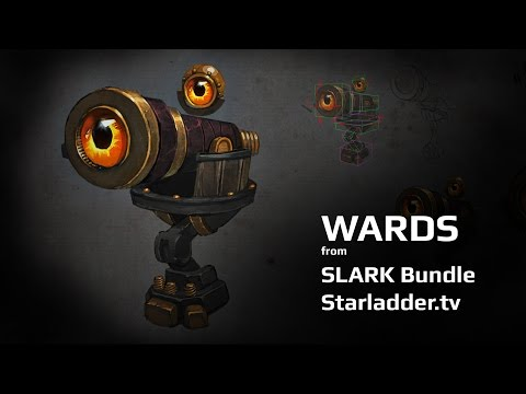 Wards from Slark Bundle Starladder.tv