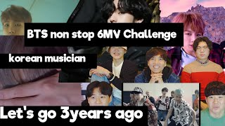 Video [Non-Stop Challenge] Six BTS(방탄소년단) MV REACTION (blackswan & 2016~2017  releases) | KOREAN Musicians download in MP3, 3GP, MP4, WEBM, AVI, FLV January 2017