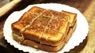 Tomato Toast | Cheese Toast | Sandwich Making in Roadside | #foodVlog | #StreetFoodVideos