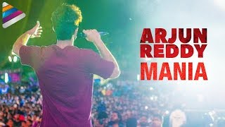 Arjun Reddy Movie Craze. Vijay Devarakonda and team surprised by fans from several colleges in Hyderabad. #ArjunReddy ...