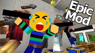 JOUW STANDBEELD IN MIJN HUIS!!! EPIC MOD #22 Video