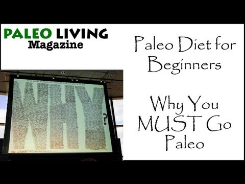Paleo Diet for Beginners – 4 Reasons You Must Go Paleo
