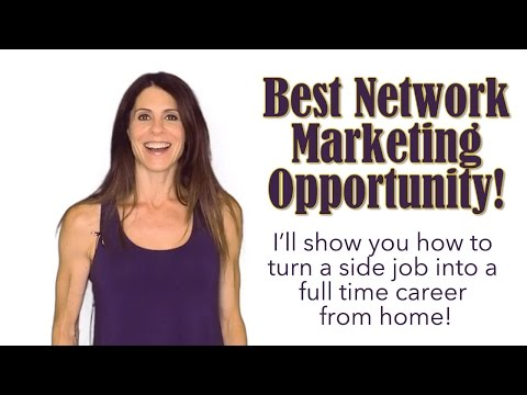 Work from home – Best Jobs For Moms in Network Marketing