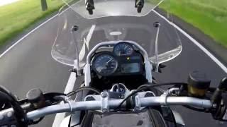 9. BMW R1200GS 2010  0-100 acceleration