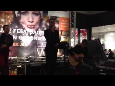 Jordy van Toornburg – Silent Night, Holy Night. Alexandrium Rotterdam 22-12-2012