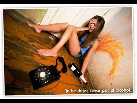 El Alcoholismo en Niños y Adolescentes.