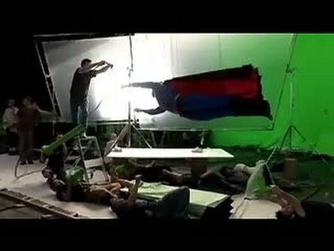 Superman Returns - Flying