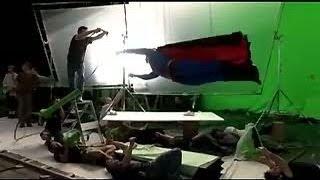 Superman Returns - Flying