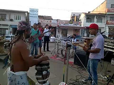 os koringas  =jam na praça do indio em lauro de freitas