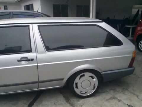 VOLKSWAGEN PARATI 1.8 CL 8V 2P 1995 - Carros usados e seminovos - A.G.A Multimarcas - Curitiba-PR