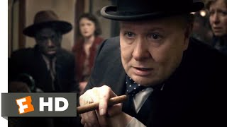 Nonton Darkest Hour (2017) - The People of England Scene (8/10) | Movieclips Film Subtitle Indonesia Streaming Movie Download