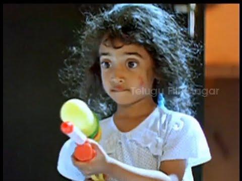 Cutest Introduction Scene Ever - Little Soldiers Movie Comedy Scenes - Baby Kavya, Baladitya