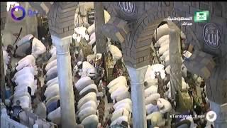 صلاة التهجد من المسجد الحرام للشيخ بندر بليلة -ليلة 26 رمضان 1435