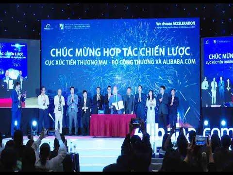 Hỗ trợ doanh nghiệp nhỏ và vừa Việt Nam xuất khẩu trực tuyến