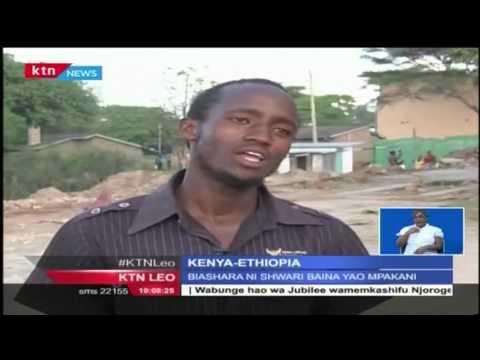 Uhusiano mwema baina ya wananchi wa Kenya na Ethiopia katika mpaka mwa Kenya na Ethiopia