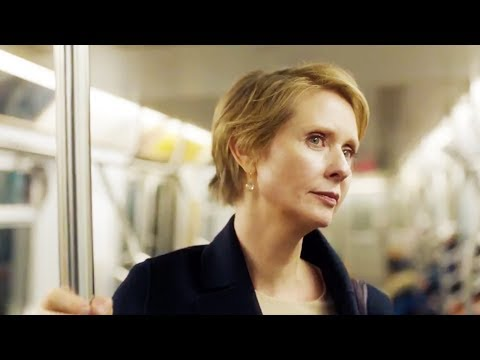 'Sex And The City' Star Announces Run For New York Governor (видео)