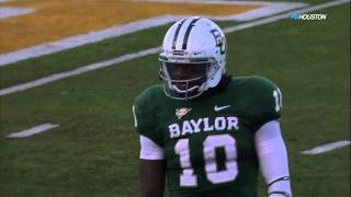Robert Griffin III vs Rice 2011